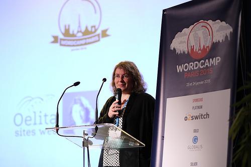Ma conférence au WordCamp Paris 2015