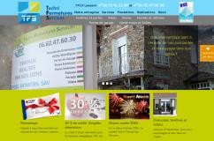 Nouveau site Techni Fermetures Services