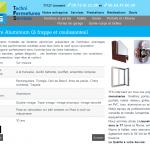 Page de fiche technique de produit TFS